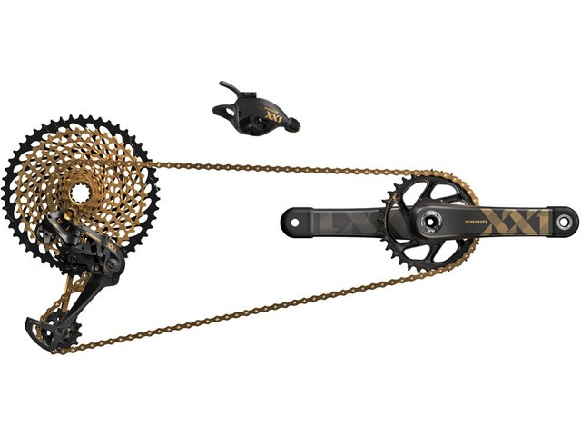 Mountain Bike Components and Spare Parts